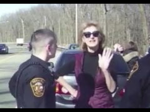 Port Authority commissioner and ex Clinton aide tells cop  You may shut the f@@@ up-censored
