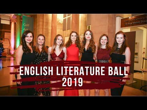 English Literature Ball 2019 | Cardiff University | AD*