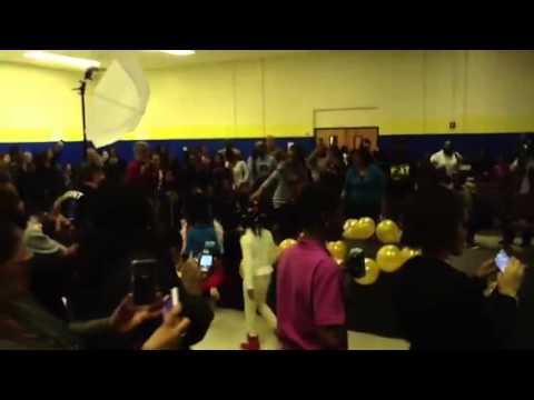 Desfile Maya Brumby Elementary School 03/01/2013