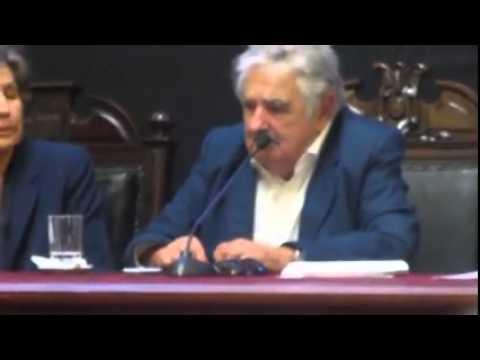 Conversatorio con Pepe Mujica en Santiago de Chile 2014