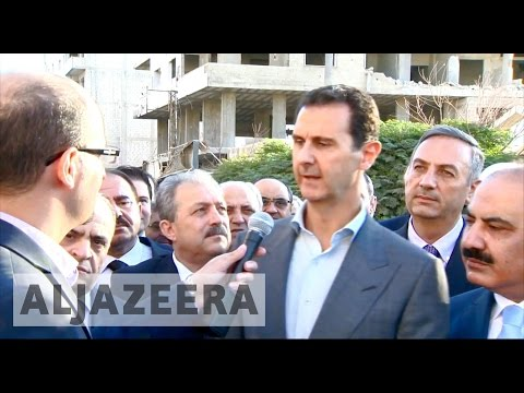 Syria ceasefire comes into effect under US-Russia deal