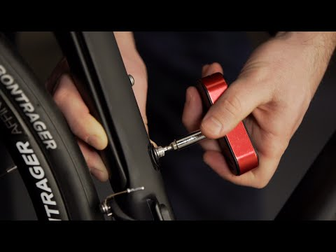 Domane SLR: How to Adjust Rear IsoSpeed