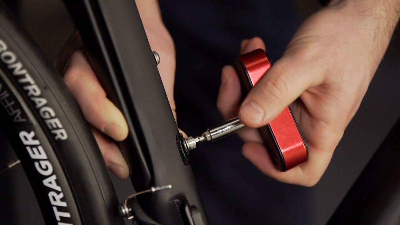 Domane SLR: How to Adjust Rear IsoSpeed