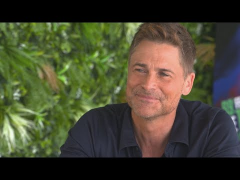Encore! - Rob Lowe leaves Hollywood for the British countryside with his new show 'Wild Bill'