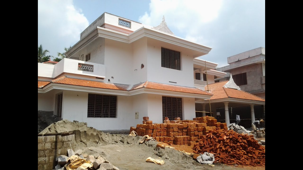 Kerala Style House In Angamaly Kochi Real