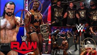 இந்த வாரம் Raw 27th September-ல் என்ன நடந்தது தெரியுமா உங்களுக்கு.!?/World Wrestling Tamil