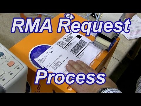 RMA's - How To Return A Defective Item To IPS Global Update