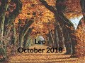 Leo October ~ To Commit or Not To Commit?
