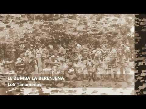 LOS TANAMEÑOS - LE ZUMBA LA BERENJENA - Un regalo para todos los Sagueros