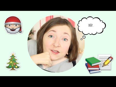 Buch Update und ein bisschen Weihnachten   FOLLOW ME AROUND
