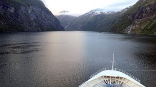 Cruising the Magnificent Fjords of Norway