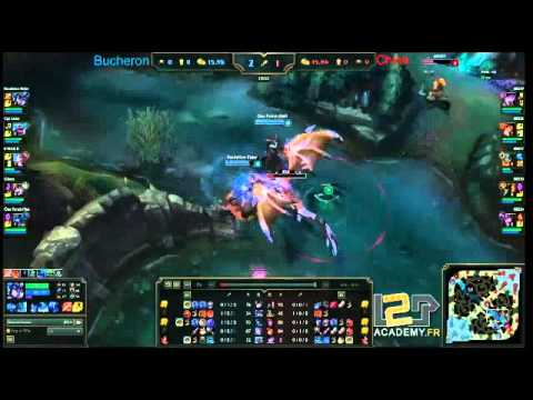 Bucheron Gaming - China gaming l2p tournament 2