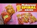 - Resep Makaroni Spiral Goreng Kriuk | Cocok Untuk Jualan