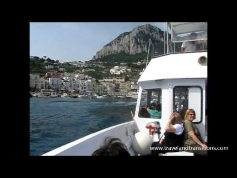 Southern Italy Travel: Salerno, Sorrento, Naples