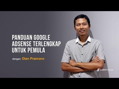 Kursus Google AdSense Gratis - Video Pengantar 01