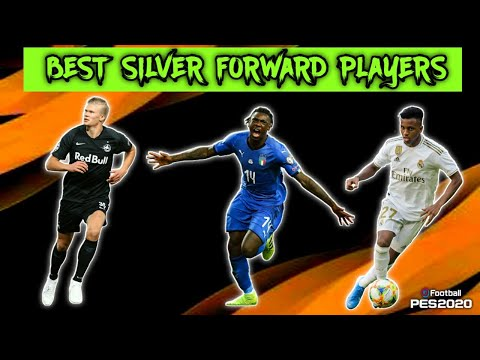 PES 2020 • BEST SILVER FORWARD PLAYERS MAX RATINGS🔥//