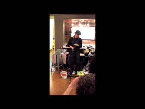 Ramon Calderon - latin beatbox