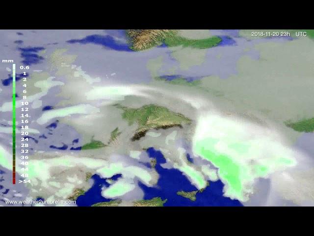 <span class='as_h2'><a href='https://webtv.eklogika.gr/precipitation-forecast-europe-2018-11-17' target='_blank' title='Precipitation forecast Europe 2018-11-17'>Precipitation forecast Europe 2018-11-17</a></span>