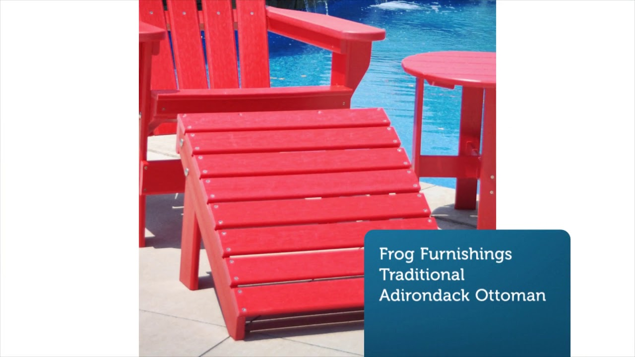 Frog Furnishings | Premium Poly Patios :  (877-904-1234)