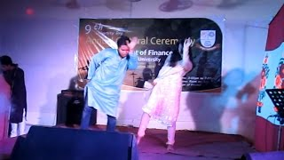 Remix Qawwali | Annual Cultural Ceremony | Dept. of Finance | Jagannath University, Dhaka | 2014
