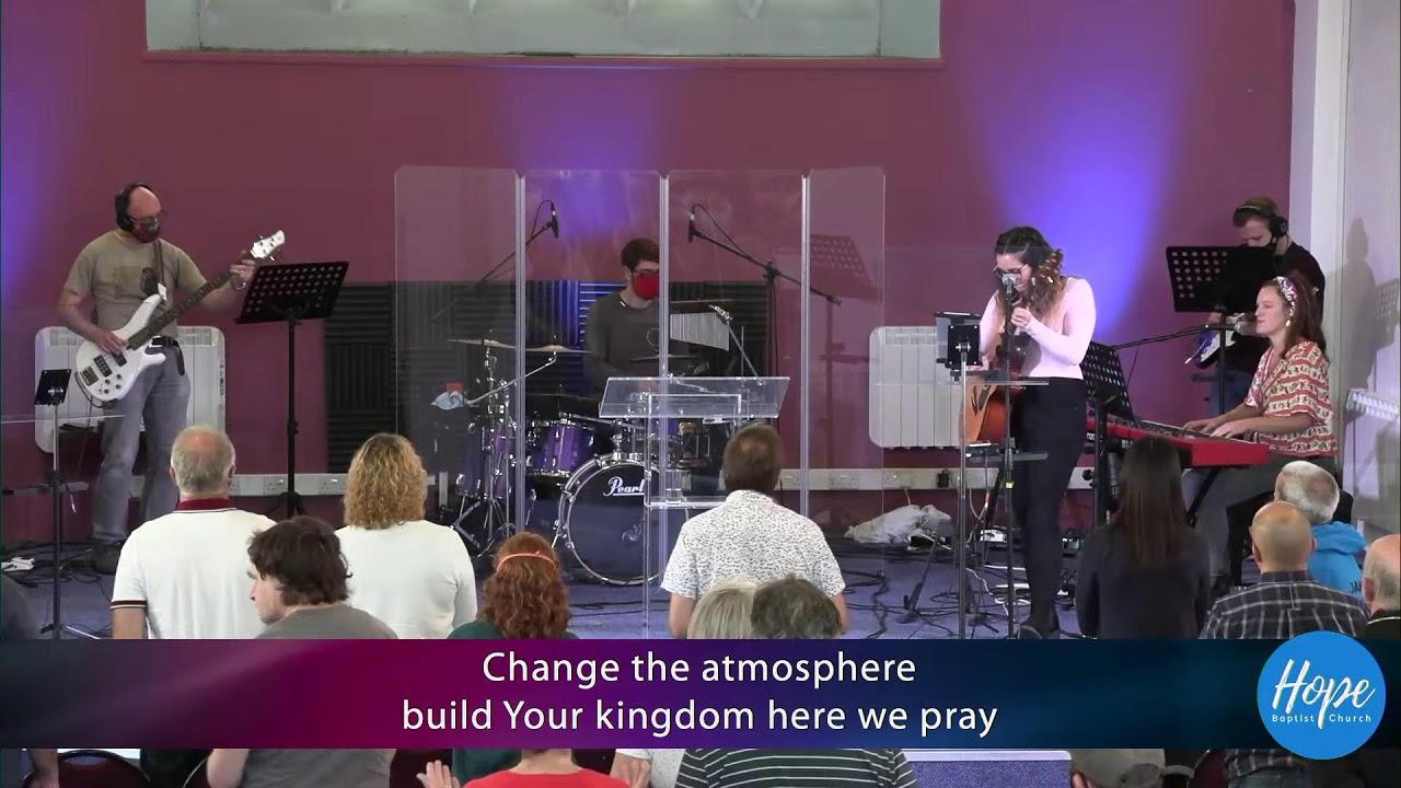 Church Online - 10th October 2021