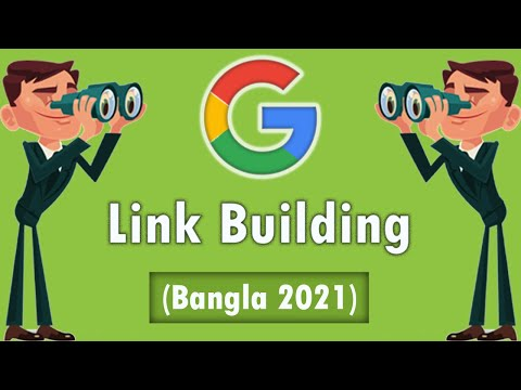 Link Building Tutorial for SEO in Bangla 2018 (Grow Keyword Rankings & Google Traffic by Backlinks)