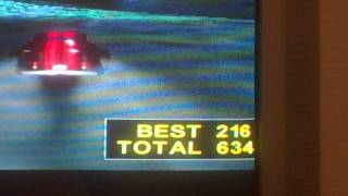 Juniorfan2009 - Rush 2: Extreme Racing USA - 737 Points in 300-second Stunt Mode