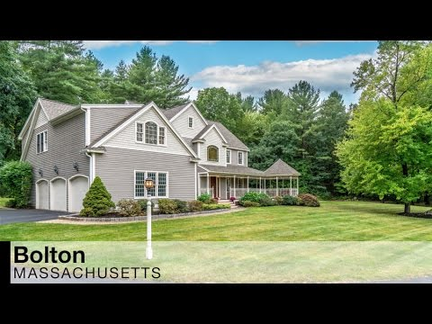 Video of 137 Green Road | Bolton, Massachusetts real estate & homes by Cindy Curran
