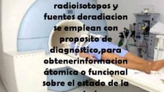 radioisotopos en medicina