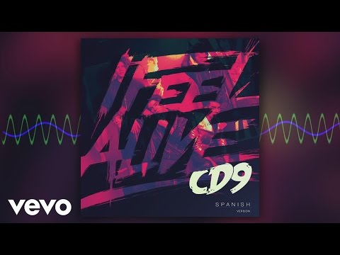 CD9 - I Feel Alive (Spanish Version)[Cover Audio]