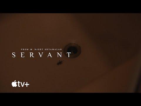 Servant — Cricket   Apple TV+