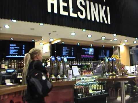 Helsinki Finland Vantaa Intl Airport