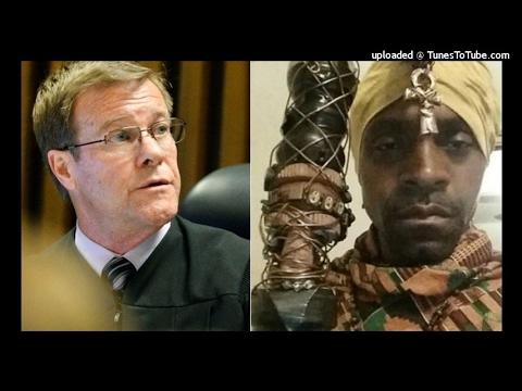 News: Fesno Gunman Yells 'Let Black People Go' As He Enters Court Accused Of Killing Three White Peo