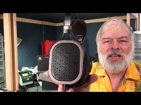 Acoustic Research AR H1 Planar Magnetic Headphones