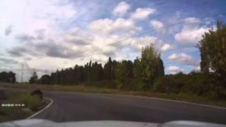Полтава Тайм Аттак 8 (G35x, видео с регистратора)