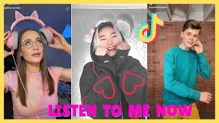 Listen To Me Now Remix tiktok