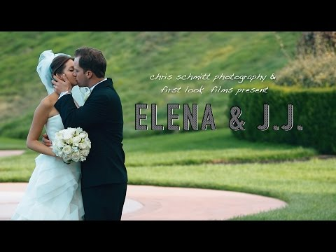 Elena & J.J. | Wedding at Sherwood Country Club in Thousand Oaks, CA
