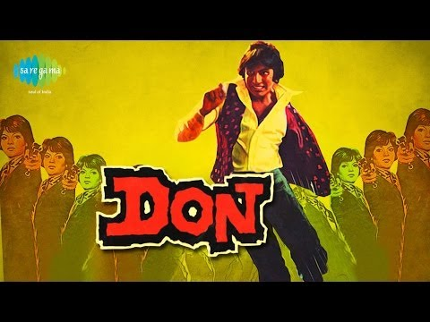 Arey Deewano Mujhe Pehchano (Main Hoon Don) - Kishore Kumar - Don [1978]