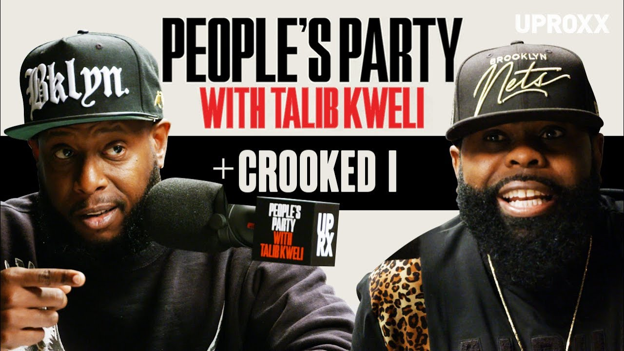 Talib Kweli And Crooked I Talk Tupac, Slaughterhouse, And Wu-Tang Biopic Writing | People's Par