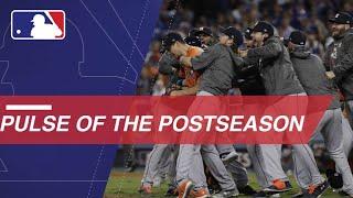 Pulse of the 2017 Postseason
