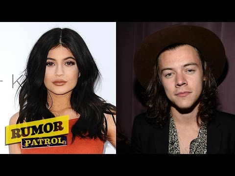 Kylie Jenner $10-Million for Sex Tape? Harry Styles Secret Message to Taylor Swift? RUMOR PATROL
