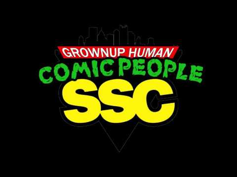 Grownup Human Comic People Ep8 (Part1) (Saga, Batman Europa)