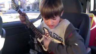 Kohler playing his fantastic guitar Thumbnail