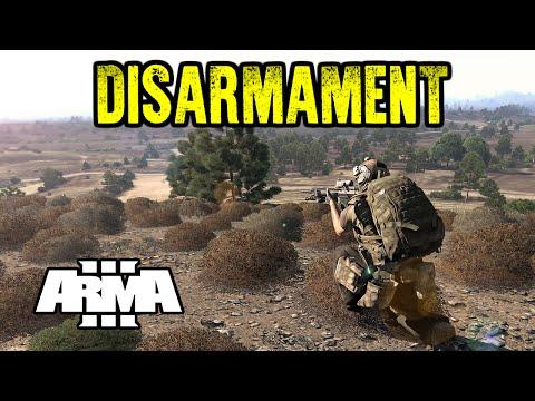 DISARMAMENT (Part 1) - ARMA 3 - GIVE'R A GO - Episode 3