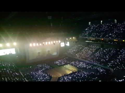20170506 PH ARMYs SINGING SPRING DAY BEFORE BTS WINGS TOUR MNL STARTS
