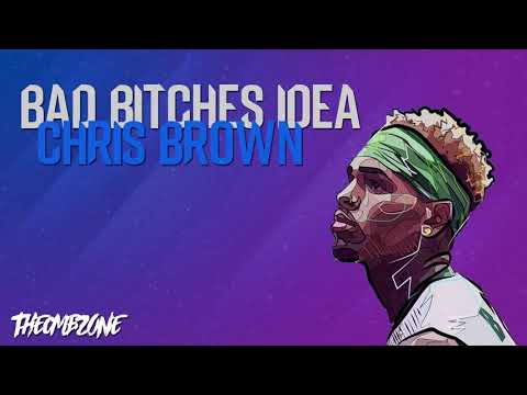 Chris Brown - Bad Bitches Idea (Official Audio)