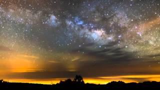 Красивые и душевные видео ролики Потрясающе видео звездного неба и природы в ускоренной съемке Обрез