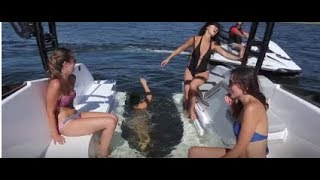 Jet Ski + Boat =Wave Boat / WB 656 by Sealver - 2017 Video