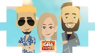 MC G15 feat. Belo - Era Uma Vez (GR6 Filmes) Video Clipe Animado