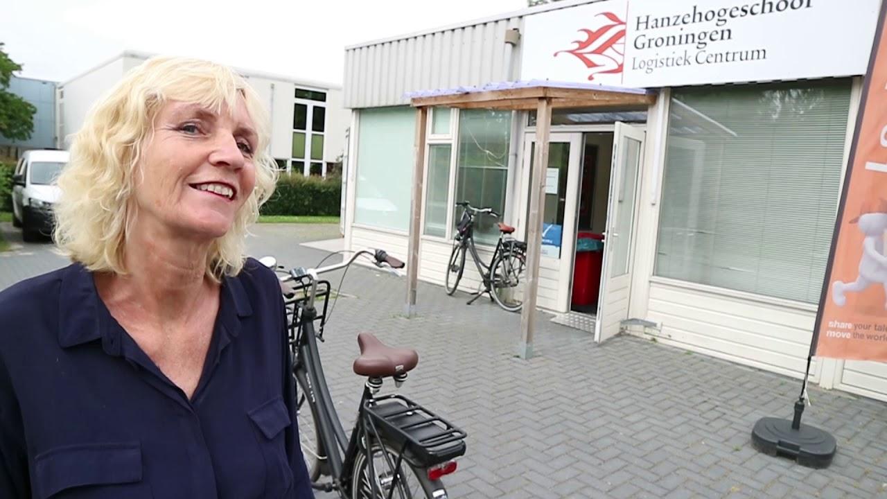 Zo houdt de Hanzehogeschool Groningen bereikbaar